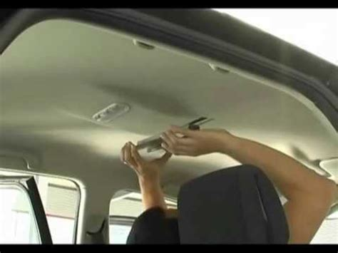 Tv Roof Mobil renault scenic roofmonitor installation wmv