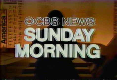 cbs news sunday morning logopedia fandom powered by wikia