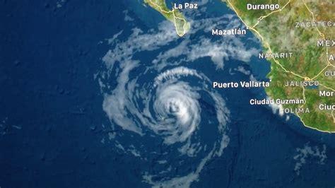 imagenes satelitales de huracanes en vivo hurac 225 n dora 2017 hurricane sat 233 lite 27 de junio