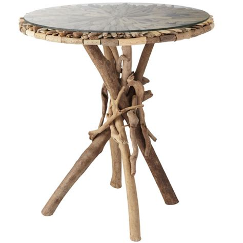 Driftwood Side Table Driftwood Side Table Oka
