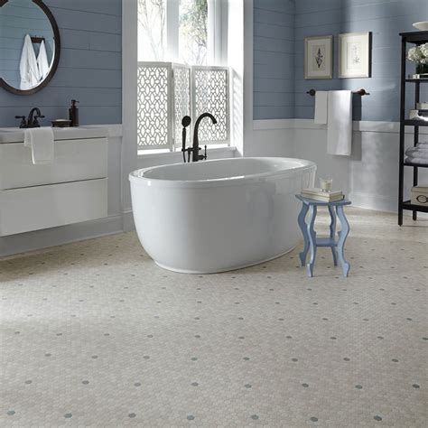 luxury vinyl flooring bathroom mannington luxury vinyl sheets new flooring from hopkins