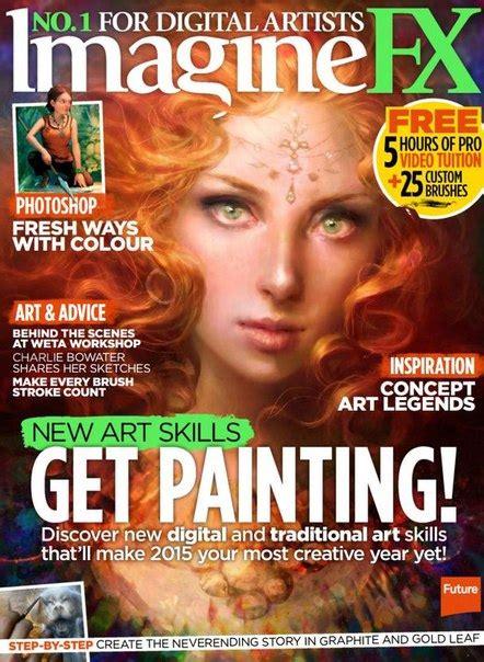 advanced photoshop issue 130 2015 uk pdf download free imaginefx february 2015 uk pdf download free
