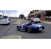Factory Five Shelby Cobra Takes Off  YouTube