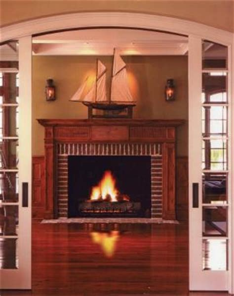 Brick Fireplace Surround Designs by Brick Wood Fireplace Idea Home