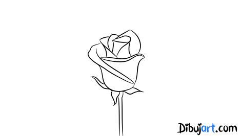 imagenes para dibujar una rosa c 243 mo dibujar una rosa 4 dibujos de rosas color claro