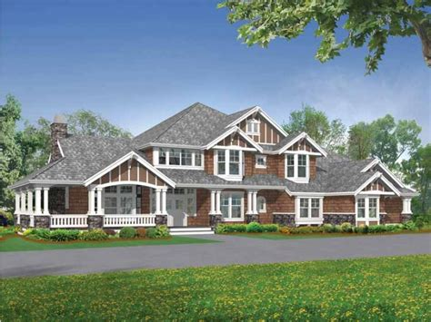 5 bedroom craftsman house plans home plan homepw05054 5250 square foot 5 bedroom 4