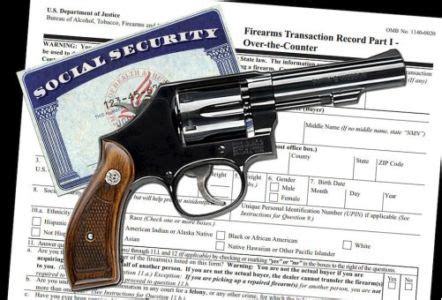 Background Check For Gun Keeping Guns Away From The Most Dangerous