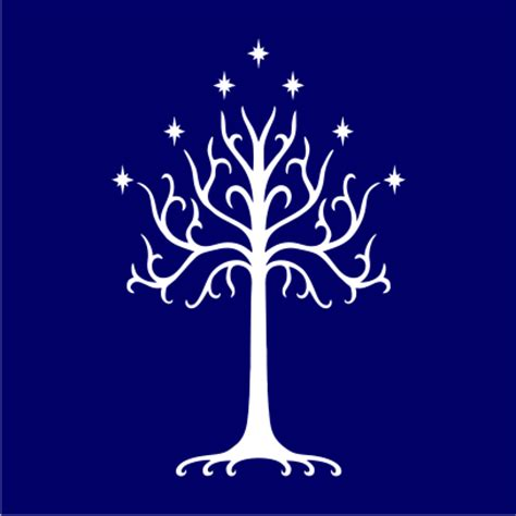 The Tree of Gondor   JuiceBubble T Shirts