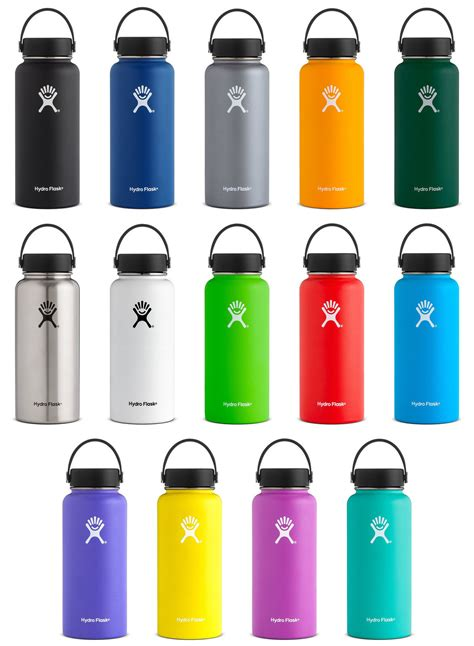 hydroflask colors hydroflask colors hydro flask on quot you seen all the new
