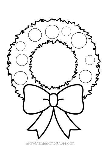 coloring pages of christmas reefs 21 best images about wreaths on pinterest closet storage