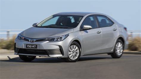 the price of toyota corolla 2017 toyota corolla sedan pricing and specs new looks