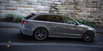 Audi Rs6 Wagon 2016 Audi Rs6 Avant Performance Review Caradvice