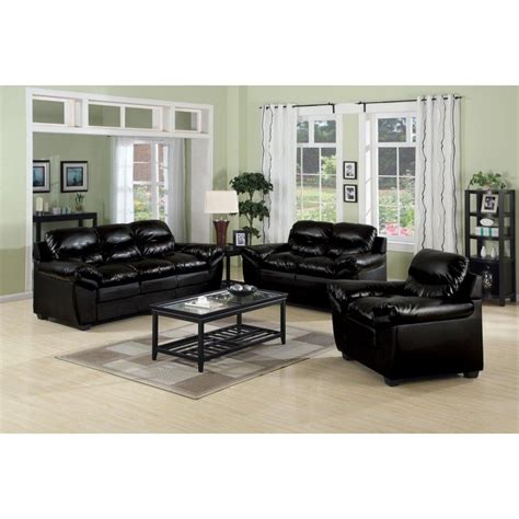 black couch living room ideas luxury black leather sofa set living room inspiration best