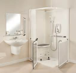 Shower Ideas For Small Bathroom by 6 Tips To Design A Bathroom For Elderly Inspirationseek Com