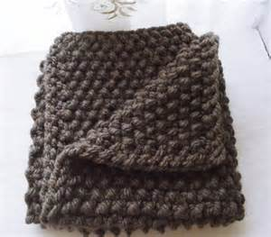 chunky knit blanket pattern a knitting