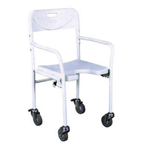 sedia doccia per disabili sedia da doccia pieghevole con ruote 856035