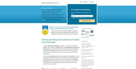 joomla theme detector online free broken link checker