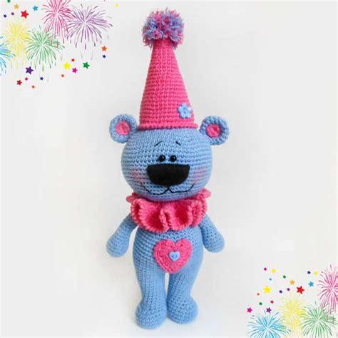 amigurumi patterns download free festive bear amigurumi pattern amigurumi today