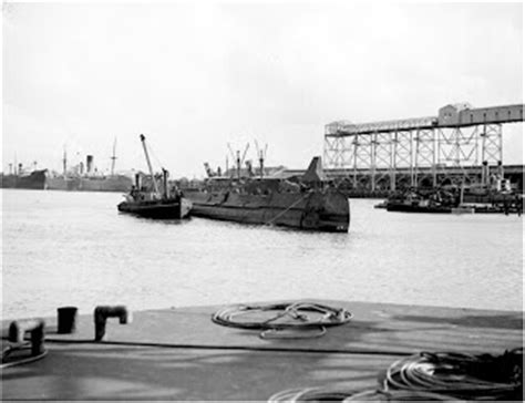 boat salvage perth dirdudes royal dutch navy submarine hnms k xi n53