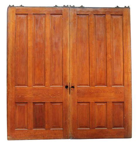 large pocket doors pair of large pocket doors olde things