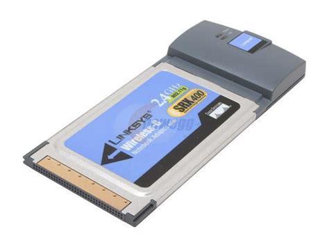 Linksys 802 11b G Cardbus Wireless Laptop Adapter Limited linksys wpc54gx4 wireless g notebook adapter with srx400