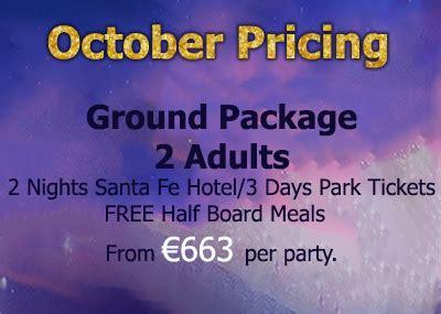packages breakaway ie disneyland paris official irish distributor low cost offers