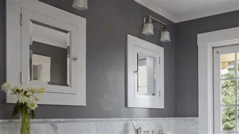 Grey Bathroom Paint Colors by Bathroom Paint Colors Ideas For The Fresh Look Midcityeast