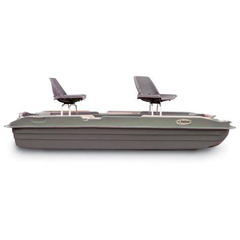 pelican bass boats pelican 174 bass raider 10ehf quot hunter friendly quot pontoon boat