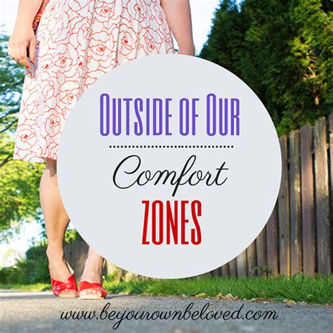 Outside The Comfort Zone by Outside Of The Comfort Zone 187 Be Your Own Beloved