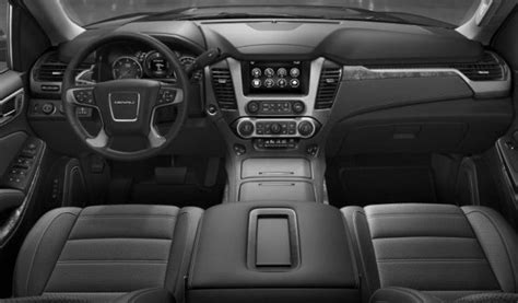 Chevrolet Suburban Interior Dimensions by Image Gallery Suburban 2016 Inside