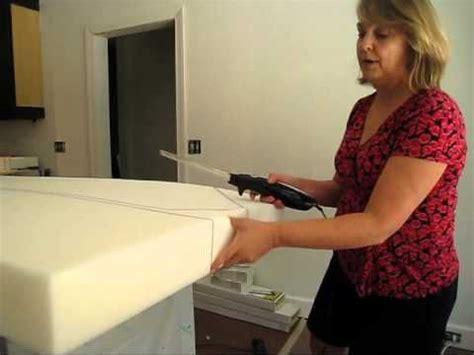 how to cut upholstery foam best 25 upholstery foam ideas on pinterest furniture