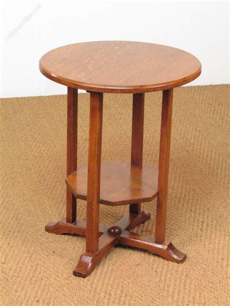heal s oak occasional side table antiques atlas
