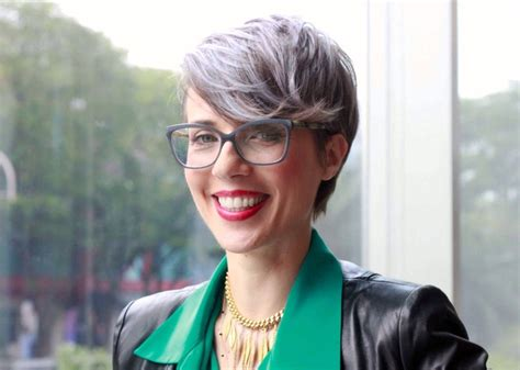 why are grey hairs harder to cut 351 best images about canas corto pixie gray hair pixie