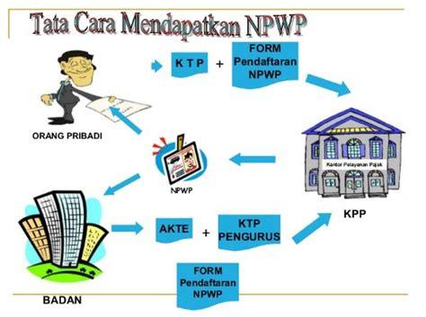 pembuatan npwp melalui online tata cara pembuatan npwp 2016 bisnis fun com