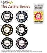 Celline 2tones the ariale series color contact lens