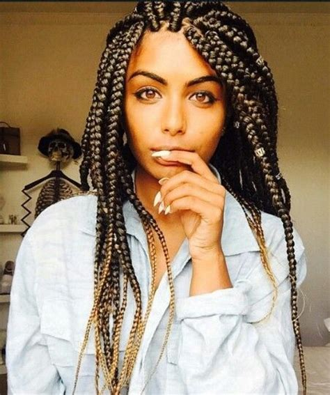 braids with bolding center 50 poetic justice braids styles herinterest com