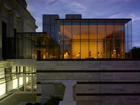 architects cleveland ohio cleveland museum of east wing by rafael vi 241 oly