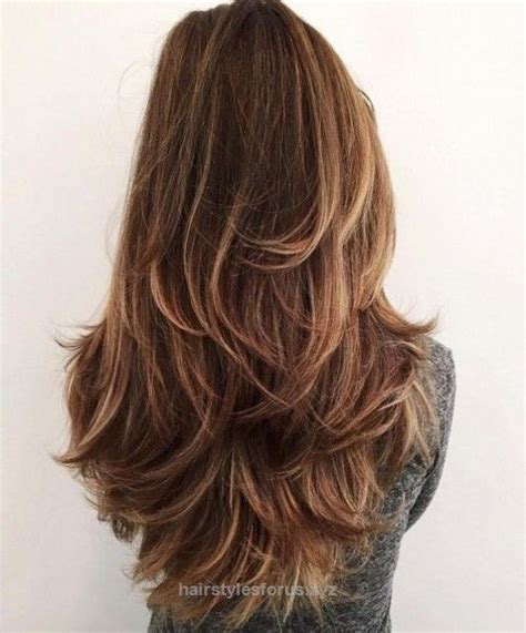 pinoy long layered hairstyles pictures 25 unique v layered haircuts ideas on pinterest v