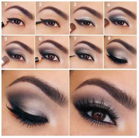 Tutorial How To Get That Fabulous Smoky Look by Best 25 Smokey Eye Tutorial Ideas On Smoky