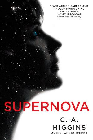 Supernova The Lightless Trilogy supernova by c a higgins penguinrandomhouse