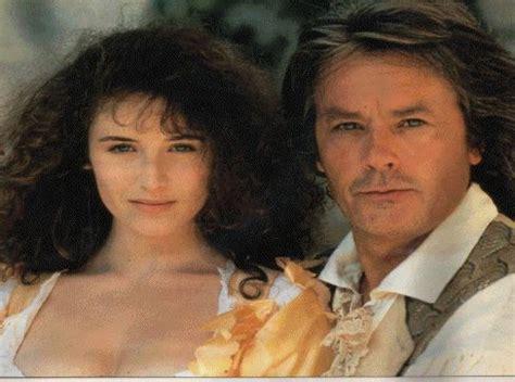 film elsa lunghini alain delon 1992 le retour de casanova el regreso de