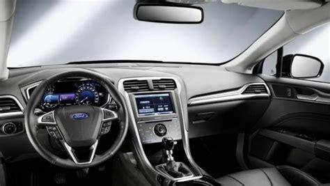 auto 4 porte ford mondeo 4 porte listino prezzi 2018 consumi e