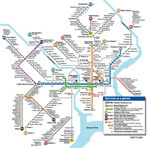 septa regional rail map tendency tops septa regional rail pictures
