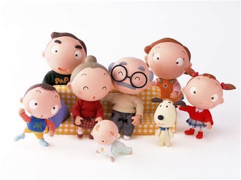 wallpaper cartoon family download happy family happy life cute cartoon picture