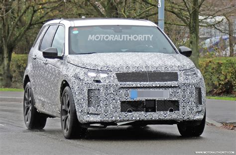 Jaguar Land Rover 2020 Vision by 2020 Land Rover Discovery Sport And