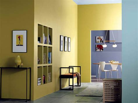 yellow home interior colors home design inside