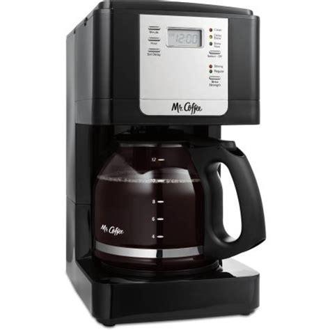 Mr. Coffee 12 Cup Programmable Coffee Maker, JWX23WM