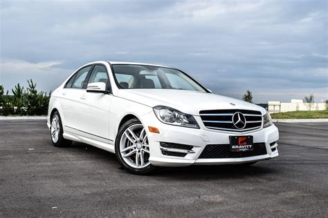 luxury mercedes 2014 mercedes c class c300 luxury stock 309445 for
