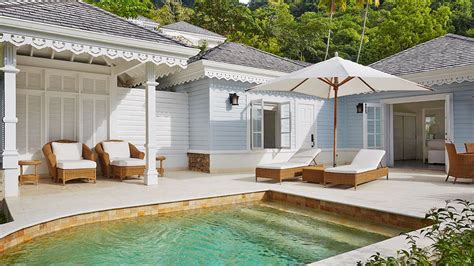 St Lucia Villa Cottages by St Lucia All Inclusive Inclusive Resort Deals Viceroy
