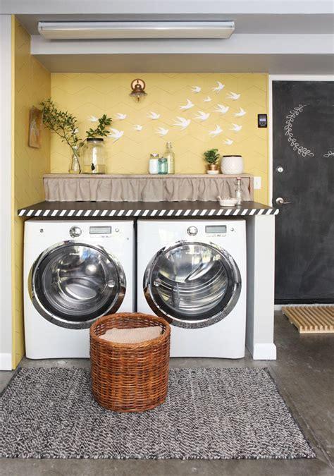 diy ideas   laundry nook   garage